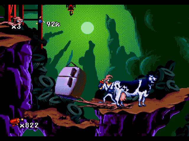 Earthworm Jim 3D n64 Rom Espaol Nintendo 64 descargar